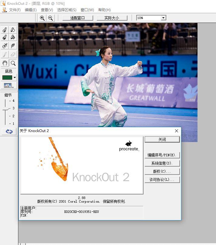 《KnockOut 2.88汉化版下载及安装教程》